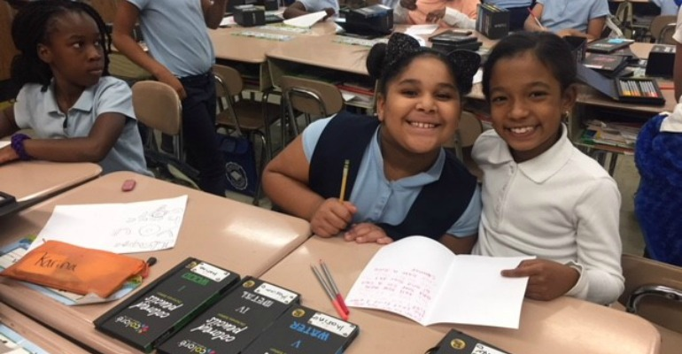 RTW Hunts Point Donate Pencils